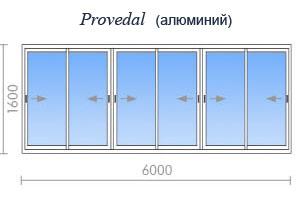 Калькулятор балконов и лоджий: цены на остекление, утепление.